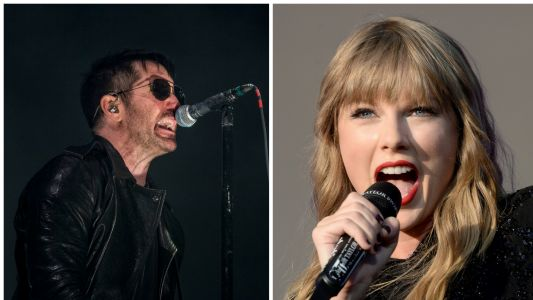 Trent Reznor Is Annoyed That People Like Taylor Swift Didn't Denounce Trump