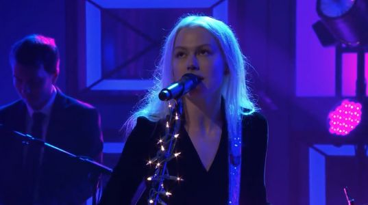 Watch Phoebe Bridgers Make Her Late-Night Debut On Conan