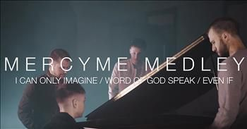 Anthem Lights Perform 'Even If' And 'I Can Only Imagine' MercyMe Medley