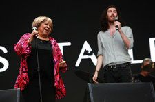 Mavis Staples Scores First Solo No. 1 Song as Hozier Collaboration 'Nina Cried Power' Tops Adult Alt Songs