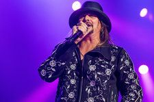 Kid Rock Out of Christmas Parade After Expletive Comments