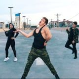 "The Fitness Marshall's New Dance Video to Kelly Clarkson's ""Heat"" Is the Midday Break You Need"