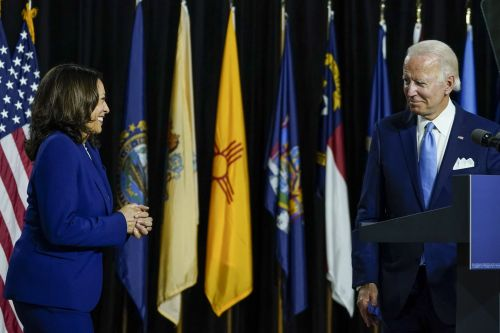 Kamala Harris Is the Key to a Successful Presidential Run For Joe Biden