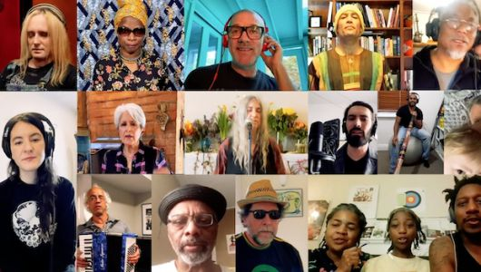"Watch Patti Smith, Michael Stipe, Joan Baez, & More Perform ""People Have The Power"""