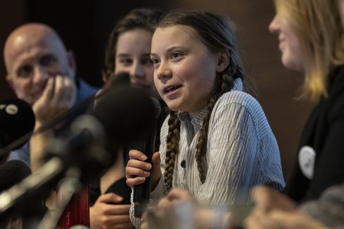 16-Year-Old Nobel Peace Prize Nominee Greta Thunberg Is Cracking Down on Climate Change