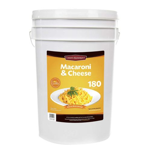 Costco's 27-Pound TUB of Mac & Cheese Is Enough to Feed an Entire Football Team . . . For Weeks