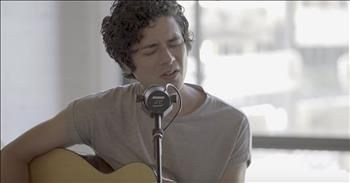 'Living With A Fire' - Jesus Culture Acoustic Performance
