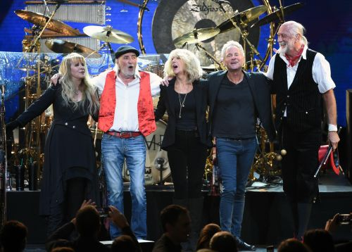 """Fleetwood Mac Looks Forward To Their Day In Court"" With Lindsey Buckingham"