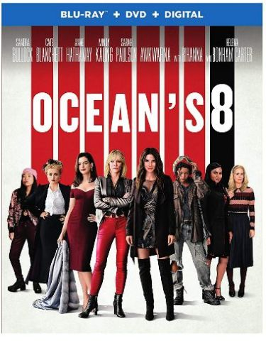 Blu-ray Review: Ocean's 8