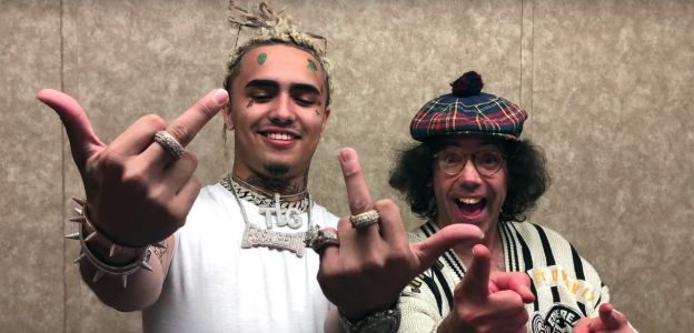Nardwuar's Lil Pump Interview Might Be His Shortest and Looniest Yet