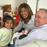 Hoda Kotb Just Shared the First Full Family Photo Since Welcoming Hope, and Oh, My Heart