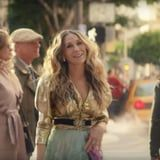 Sarah Jessica Parker Reprises Her Role as Carrie Bradshaw For New Stella Artois Ad