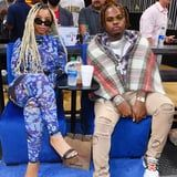 Chloe Bailey and Gunna's Courtside Appearance at the Atlanta Hawks Game Has Fans in a Frenzy