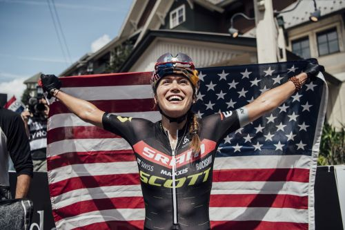 A 23-Year-Old Mountain Biker Just Became the First American in 17 Years to Win the World Cup