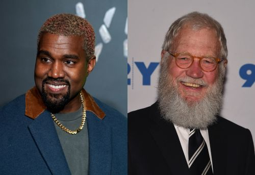 Kanye West Reportedly Interviewed For David Letterman's Netflix Talk Show