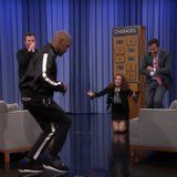 What's More Humble Than Zoey Deutch, Jamie Foxx, and Taron Egerton Playing a Game of Charades?