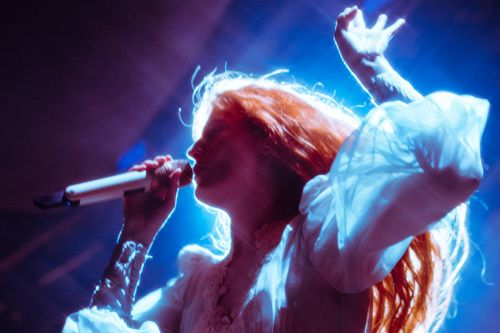 A Night With Florence + the Machine