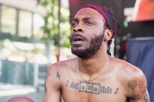 A Chat With JPEGMAFIA After His Incredible Pitchfork Music Festival Set