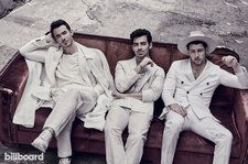 Jonas Brothers Hit No. 1 On Billboard Artist 100 Chart For First Time