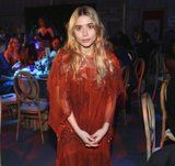 Beads Are Literally Dripping Off of Ashley Olsen's Party Dress - Now That's Cool