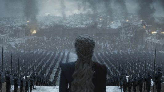 "TV Review: Game of Thrones Melts ""The Iron Throne"" and Viewers' Hopes In Its Series Finale"