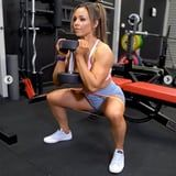 """Grab a Dumbbell and a Mini Band, and Prepare Your Butt For This """"Glute-Smashing Workout"""""""