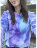 I Tie-Dyed a $9 Sweatshirt From Amazon, and Now I Never Want to Take It Off