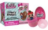 If Your Kid's Obsessed With L.O.L. Surprise, These $2 Chocolate and Toy Eggs Will Be a Hit