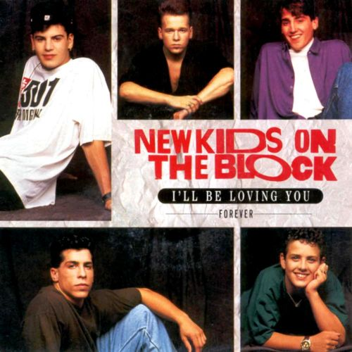 """The Number Ones: New Kids On The Block's """"I'll Be Loving You """""""