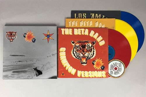 The Beta Band's 'The Three E.P.'s' Is 20 Years Old on a Perfect Reissue