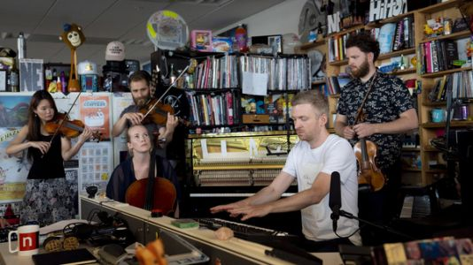 One Key, Many Notes: Ólafur Arnalds' Piano Rig Fuses Technology And Musicality