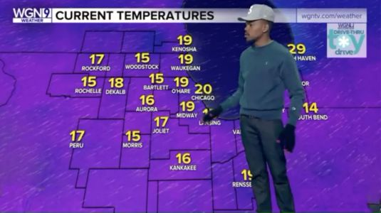 Chance The Weatherman