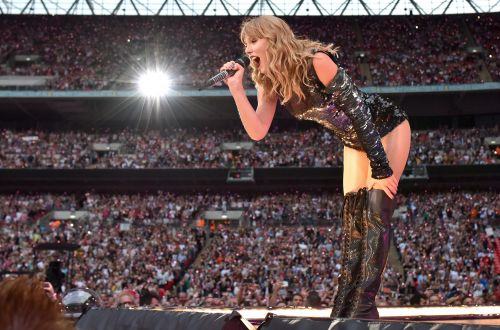 Big Reputation: A Trip To Taylor Swift's Hyper-Maximalist Stadium Tour