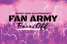 Fan Army Face-Off 2018: Which Army Is the Strongest?