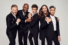 Watch the Fab Five From 'Queer Eye' Make Over a Netflix Nerd in New Mini Episode