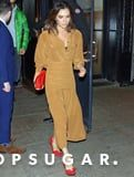 Who Needs Dorothy's Sparkly Red Slippers When You Can Have Victoria Beckham's Heels?