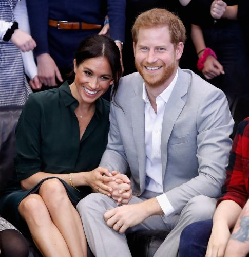 Newly Pregnant Meghan Markle Inquired About the Zika Virus Before Traveling With Prince Harry
