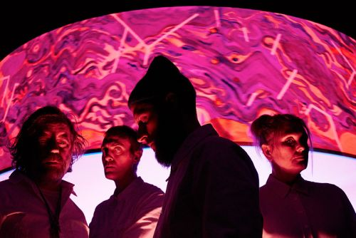 The Visual Music of Mind Over Mirrors
