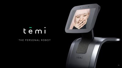 This Robot Wants to Be Your Personal Assistant, DJ, and Photographer - and Won't Break the Bank