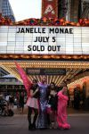 Live Review: Janelle Monáe Makes Everyone Feel at the Chicago Theatre