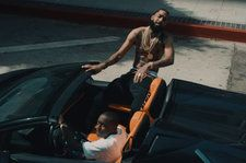 Nipsey Hussle & Buddy Flex Throughout L.A. in 'Status Symbol 3' Video: Premiere
