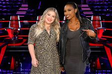 Kelly Clarkson, Jennifer Hudson & Meghan Trainor Rock 'Today Show' Stage For International Day Of the Girl