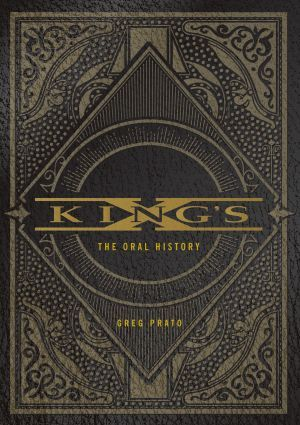 The Time King's X Opened for AC/DC - Excerpt from New Book King's X: The Oral History