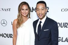 John Legend Joins Chrissy Teigen Onstage at Cannes Lions to Apologize After 'Fighting All Day'