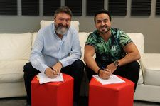 Luis Fonsi Signs Long-Term Recording Contract With UMLE and Co-Management Deal With GTS: Exclusive