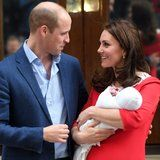 The Exact Time the Newest Royal Was Born - and What It May Mean