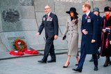 Prince Harry and Meghan Markle Step Out at Dawn to Attend an Emotional Memorial Service