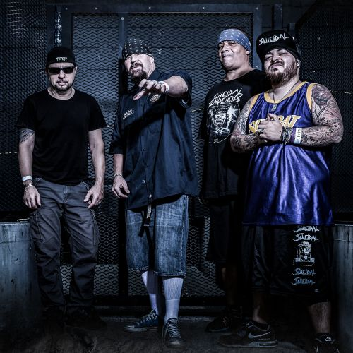 Suicidal Tendencies Are Still Punk as Fuck