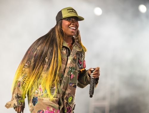 Missy Elliott Will Be the First Female Rapper in the Songwriters Hall of Fame