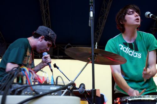 Animal Collective Announce Full-Length Sung Tongs Performance